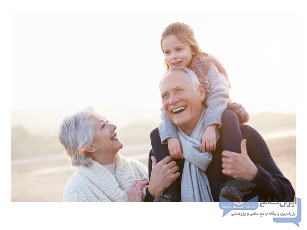 فیزیولوژیک در سالمندان