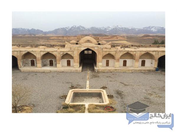 کاروانسرای قصر بهرام