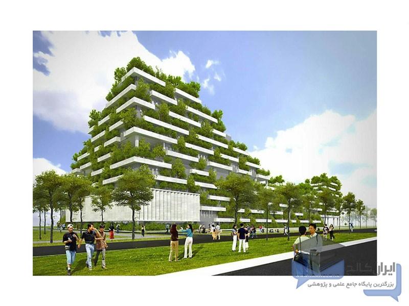نقش طبیعت در خلاقیت معماری