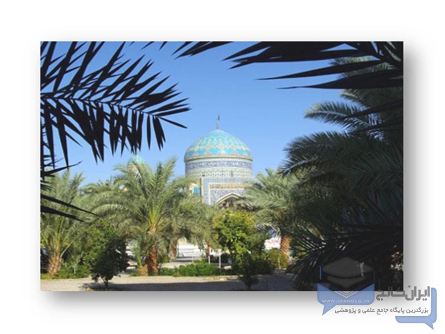 امامزاده حسین جوپار
