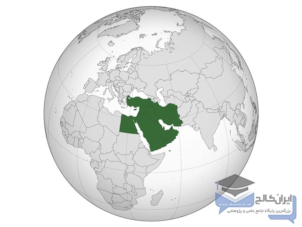 ایدئولوژی های خاورمیانه