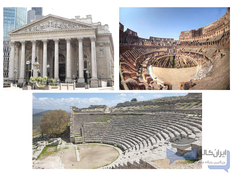 معماری یونان