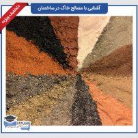 دانلود پاورپوینت آشنایی با مصالح خاک در ساختمان